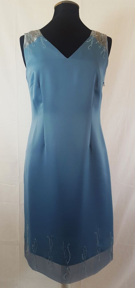 Blue Dress by Quo  size 12