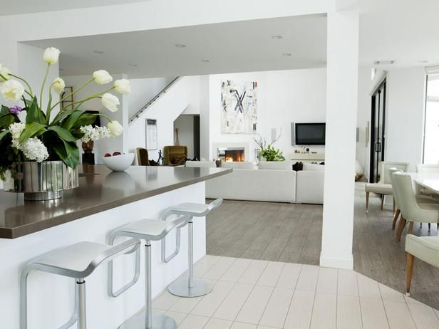 If You Like: Clean and Modern - Who's Your Star Style Twin? Peek Inside Celebrity Homes to Find Out on HGTV