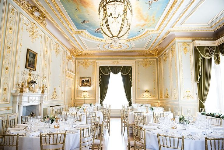 Elegant Fetcham Park wedding venue Surrey Wedding Photographer © Fiona Kelly Photography