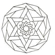 Mandala De Pques Cliquez Ici Ou Sur Limage Pour Tlcharger Ce
