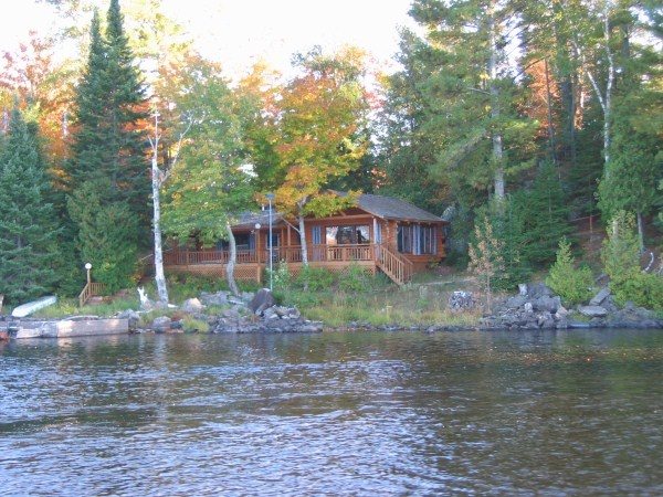 Rustic Cabin Rental On Lake Michigamme Dream Home