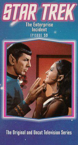 Star Trek - The Original Series Episode 59: The Enterprise Incident [VHS] @ niftywarehouse.com #NiftyWarehouse #StarTrek #Trekkie #Geek #Nerd #Products