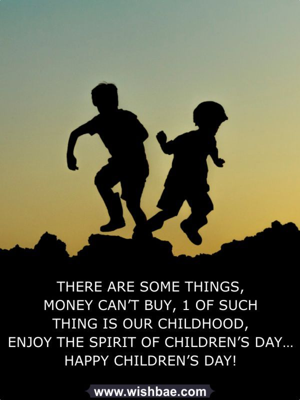 Children's Day 2018 : Happy Children's Day Wishes, Quotes & Images