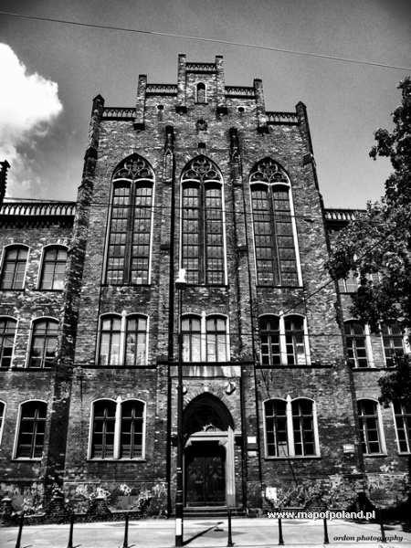 Bytom galeria zdjęć - Szkoła Muzyczna.