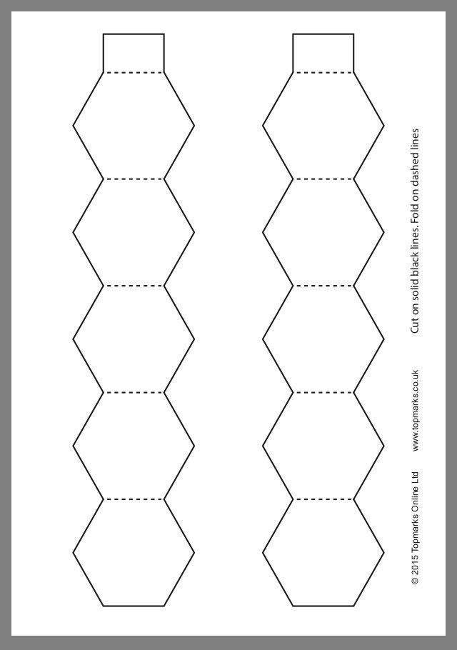 Grundformen Lapbook Vorlagen Blanko Click 3