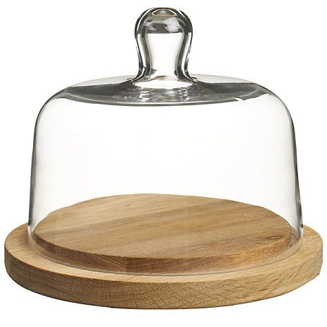 Buy Sagaform Cheese Dome and Board Online at johnlewis.com
