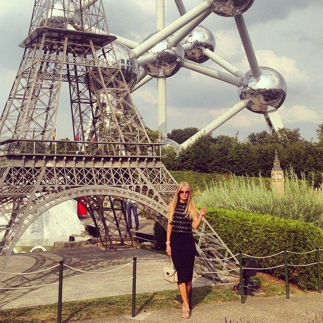 #BigBen #Atomium #Eiffeltower и #я в #Belgium #Brussels #minieurope #exhibition #summer #travel #atomium #bruxelles #brussels #brussel #expo #exposition #exhibition #tentoonstelling #musée #museum #musea #visite #visit #bezoek #tourism #tourisme #toerism #attraction #attractie #atomium #architecture #architectuur what to do quefaire wat te doen #top #art #kunst #landmark #symbol #symbole #symbool #panorama #minieurope #mini #europe #europ #oceade