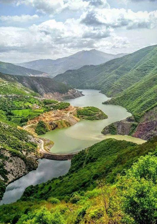 Topçam Baraj Gölü #Mesudiye - #Ordu