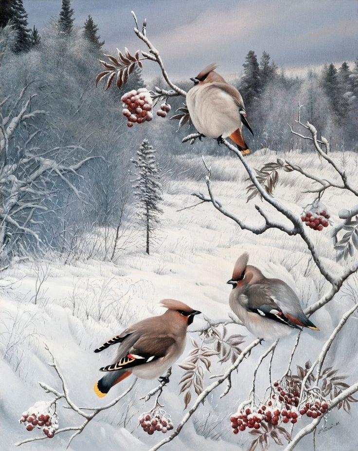Зима картинки и анимации, марта