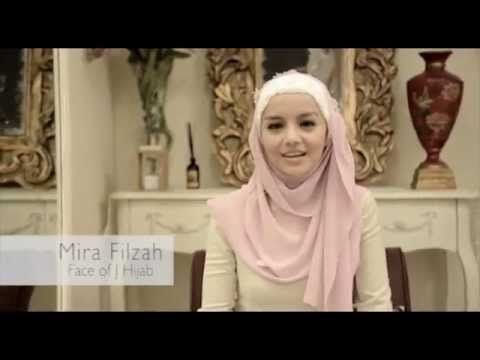 ▶ Tutorial Hijab Paris (Sakura & Savana) | @Mira Ihmemaassa Filzah - YouTube