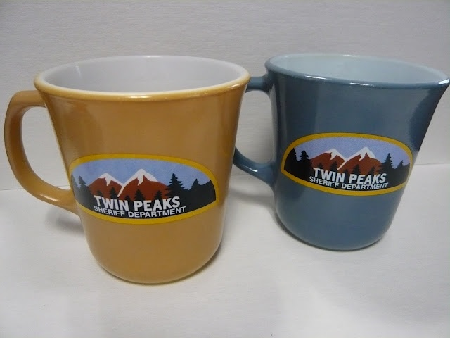 """In the Trees: TWIN PEAKS 20th Anniversary Art Exhibition: New official """"Twin Peaks"""" merchandise available this Wednesday (6/20) *ugh, if only they weren't $38?!"""