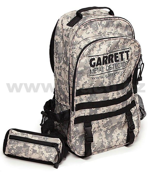 Garrett batoh v  maskáčovém  provedení