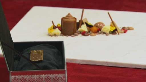 ZEUS - 8 tastes of chocolate (Masterchef AU - All Stars, George Calombaris)