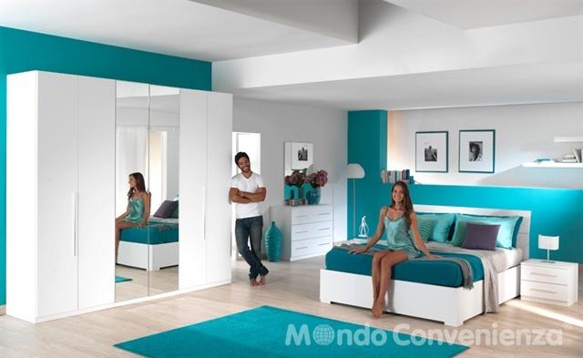 Eleonora - Camere da letto - Camere complete - Mondo Convenienza