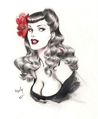 pin up by Maly Siri                                                                                                                                                                                 More