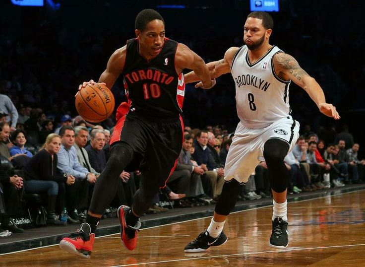 2014 NBA Playoffs | 2014 NBA Playoffs Preview: Raptors vs. Nets