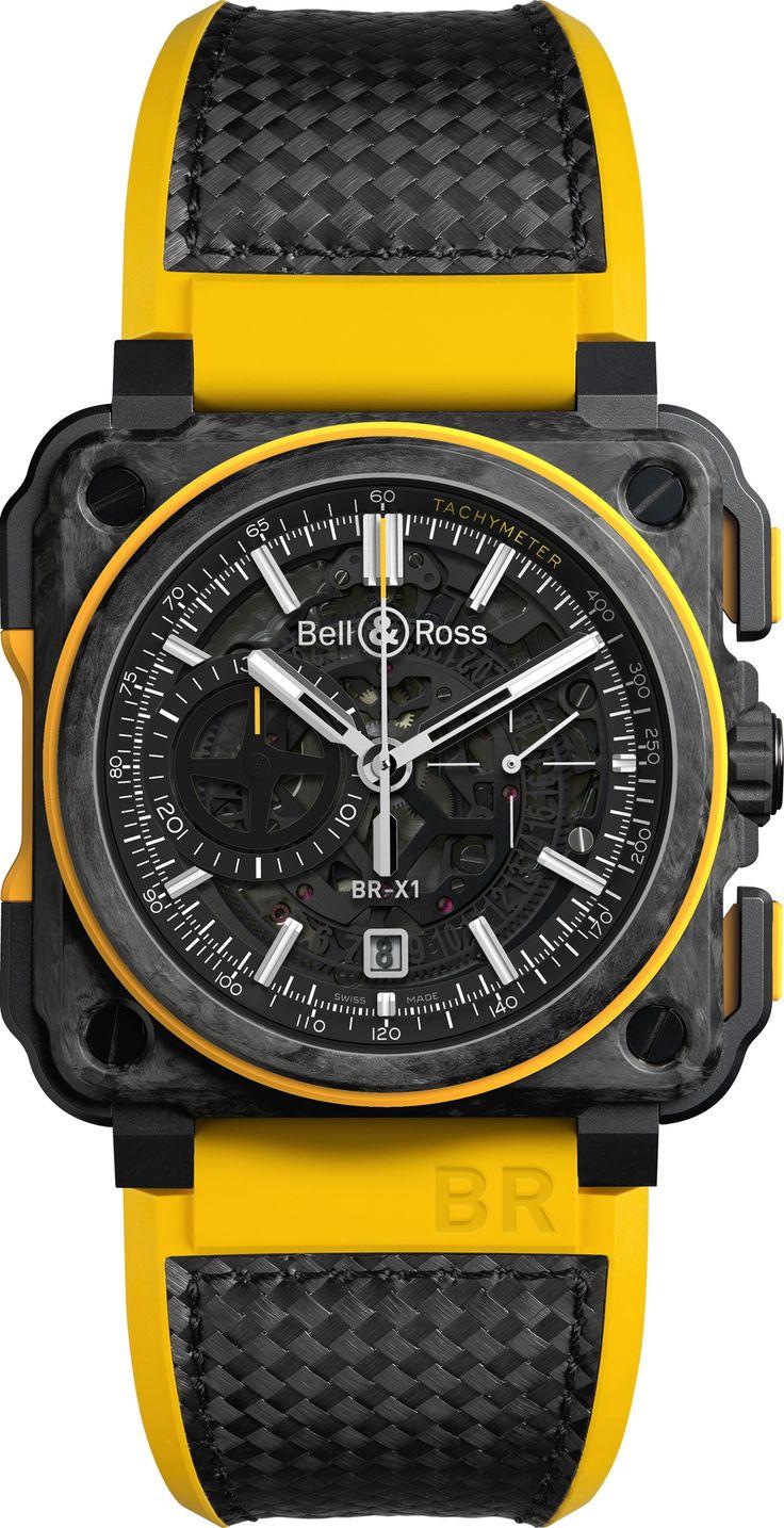 Bell & Ross AeroGT de l'horlogerie à l'automobile