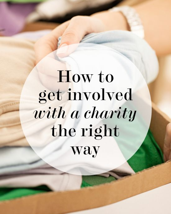 How to Get Involved With A Charity the Right Way | Levo League