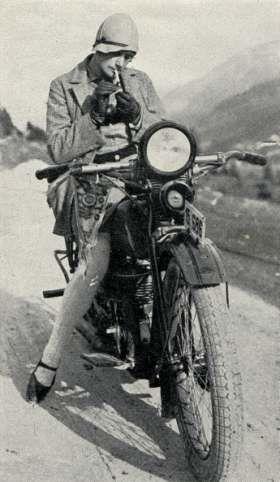 Ich habe ein Farbbild davon in der Damentoilette von Harley Davids gesehen …  … #Motor