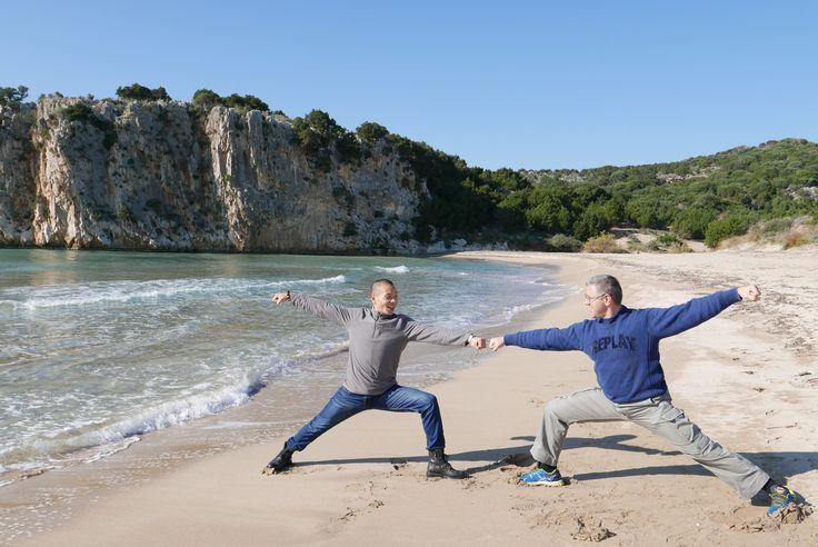 Learn Meihua Quan with Shifu Shi Yan Jun and Shifu Kostas Mathiopoulos in Greece and China, Shaolin Temple. kungfushaolins.com