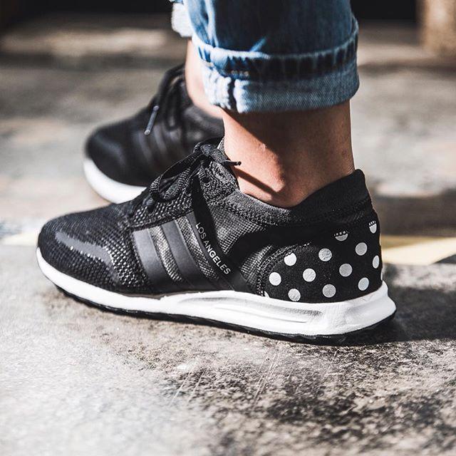 Adidas Los Angeles Schwarz Weiß