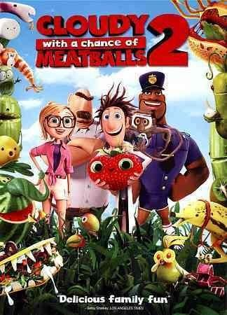 Cloudy with a chance of meatballs 2 – Anna Danser