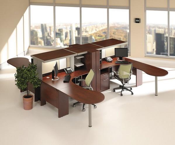 Exotic Office Furniture Design Idea: Modern Furniture, Offices Desks, Offices Design, Work Desk, Design Ideas, Offices Interiors Design, Desksdecor Ideas, Home Offices Furniture, Modern Offices