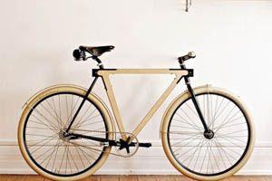 Ποδήλατο από ξύλο #bilke_with_wood #podilato #recycling #eco #podhlata_apo_ksulo