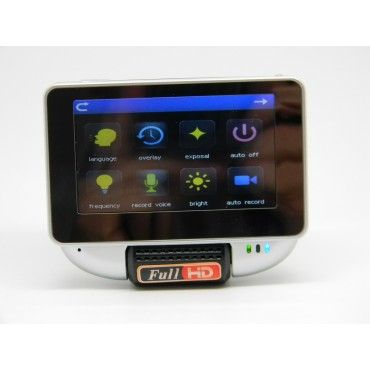 Camera auto dubla AGS 892B cu GPS la iUni.ro - profita de calitatea video hd! Descopera aici detalii pentru camera auto dubla AGS 892B cu GPS!