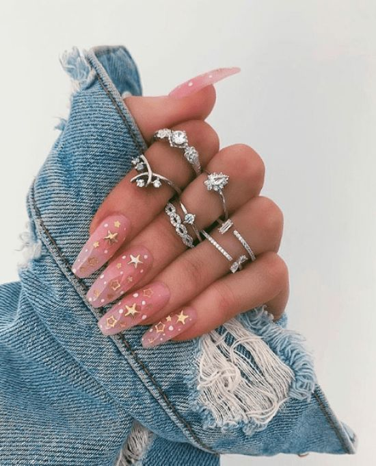 75 Trendy Nail Designs In 2019 || Everyone's hand, the color of the hand, an…   – Nails