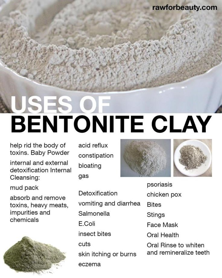 Why Activated Charcoal Is A Must For Skincare Masks: 25+ Best Ideas About Bentonite On Pinterest