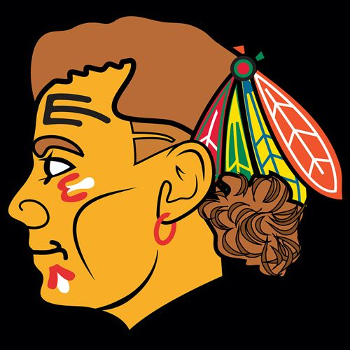 17 best images about indians on pinterest sports logos for Patrick kane mullet shirt