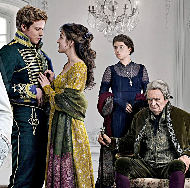 War and Peace: Everything you need to know about the new BBC epic | TV | Staying In | London Evening Standard