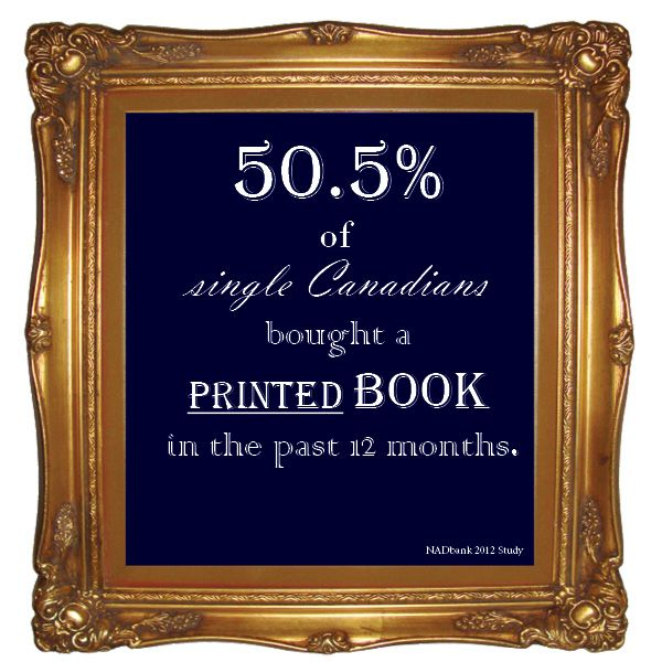 Canadians are still buying printed books. Check out http://nadbank.com/en/ for more insights!