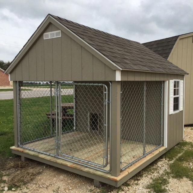 Outdoor Large Dog Kennels For Sale