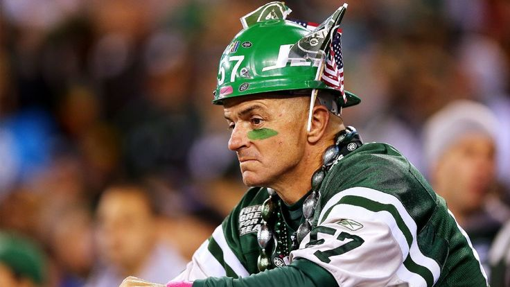Jets' title drought almost old enough for AARP ... and no end in sight