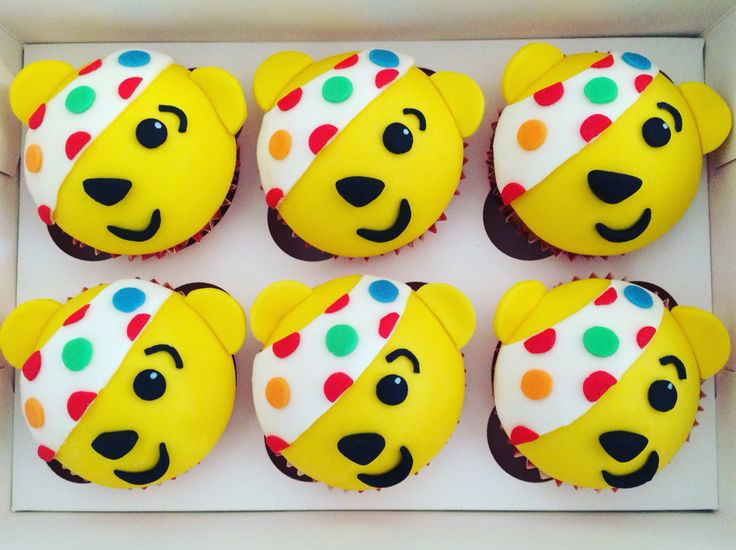 1000+ ideas about Children In Need Cupcakes on Pinterest ...