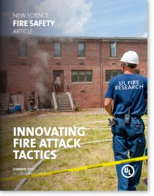 UL | New Science | Fire Safety