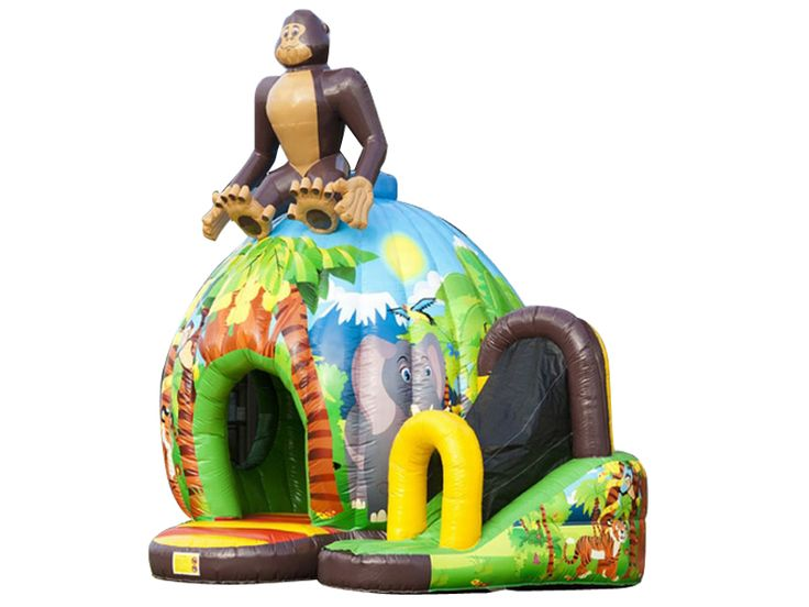 Find Disco Fun Bouncy Castle Jungle? Yes, Get What You Want From Here, Higher quality, Lower price, Fast delivery, Safe Transactions, All kinds of inflatable products for sale - East Inflatables UK