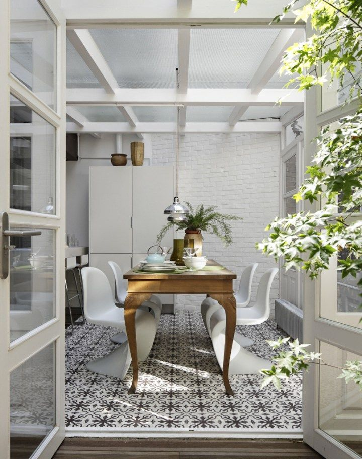 Un appartement entre vintage et classique | PLANETE DECO a homes ...