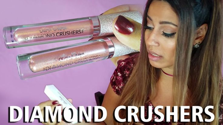 Diamond Crushers  -  Lime Crime Review 🌟 HSAMABLOG