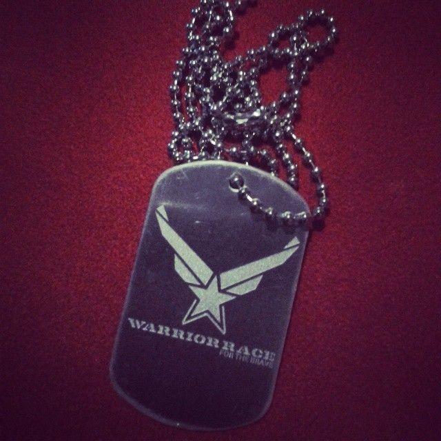 I am a #Warrior