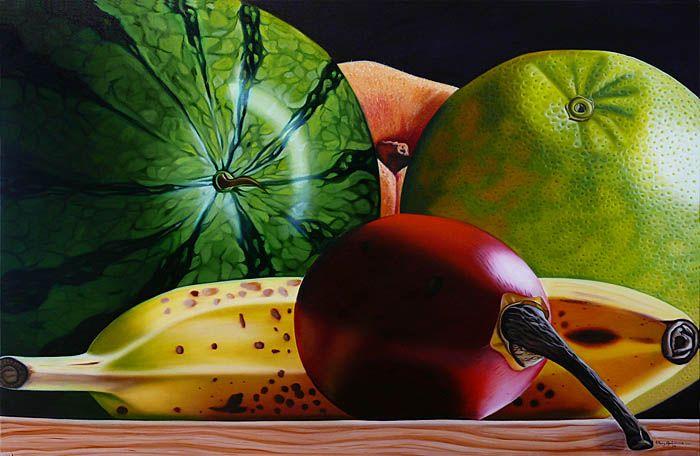 #Frutas #ExpoArtistas #GaleríaBortot