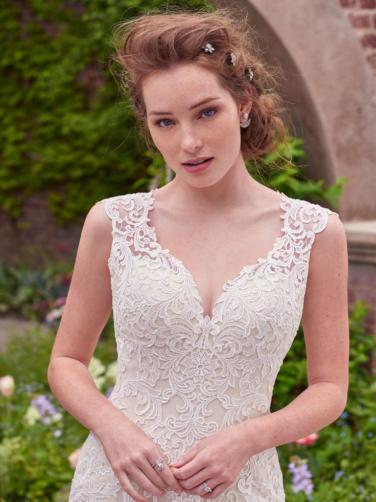 75 best Rebecca Ingram images on Pinterest   Maggie sottero wedding ...