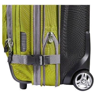 eBags Tls Mother Lode Mini 21 Wheeled Duffel - Green Envy