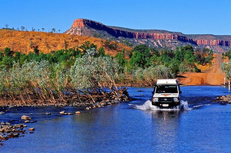 Wayne Turner Photography | The Pentecost Crossing on the Gibb River Road, East Kimberley, WA  The legendary Gibb River Road is a 660 kilometre drive through remote station country with magnificent scenery along the way.