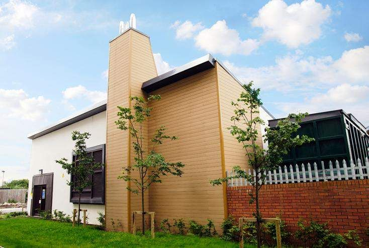 External Wall Cladding Birmingham 9984