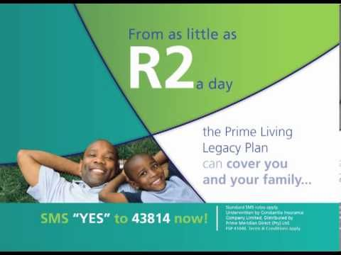 Prime Living Legacy Plan _60 sec Rolling Title Advert (playlist)