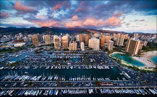 Μαγευτικό εναέριο ταξίδι στα νησιά της Χαβάης (12)