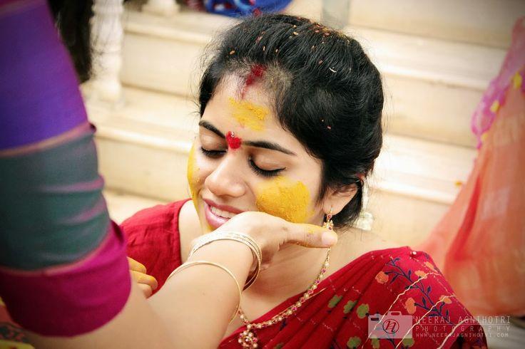 Pellikuthuru/Pellikoduku - Haldi Ceremony in Telugu Wedding | Wedding Photography South Asia | Best Fashion Wedding Photographer India